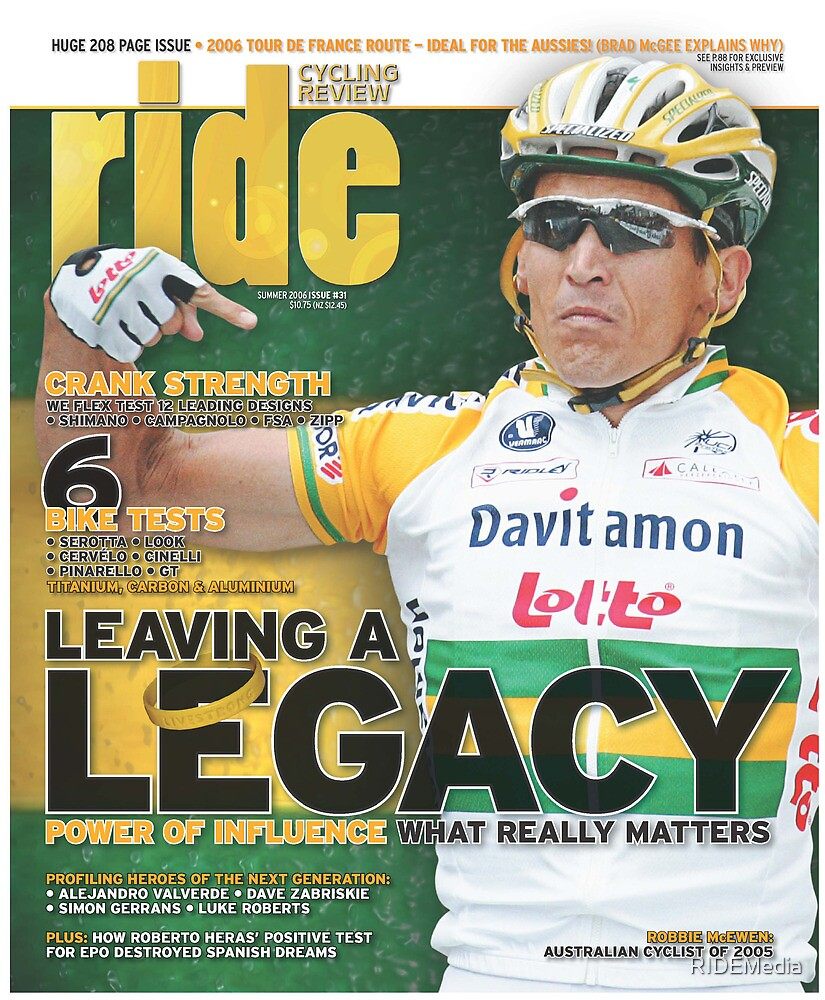 RIDE Cycling Review Issue 31 by RIDEMedia