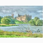 Linlithgow Palace HDR ( Wentworth Prison in Outlander TV series )  by David Rankin