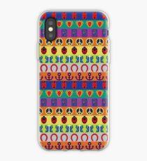 Vinilo o funda para iPhone Jojo's Bizarre Adventure - Part Symbols Colorful Pattern