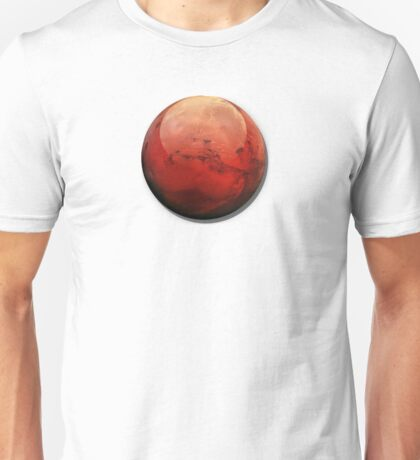Red Marble - Mars T-Shirt