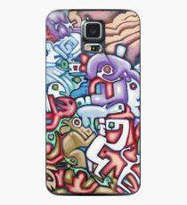Comical Circus Hülle & Klebefolie für Samsung Galaxy