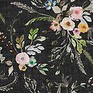 La Boheme Floral  by Esther  Fallon Lau