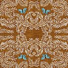 Papillon Boheme by Esther  Fallon Lau