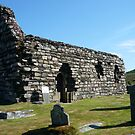Kilmory Chapel by Caroline Cage