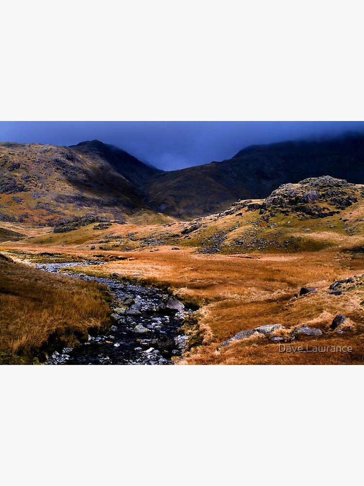 Upper Eskdale - The Lake District by DLLP