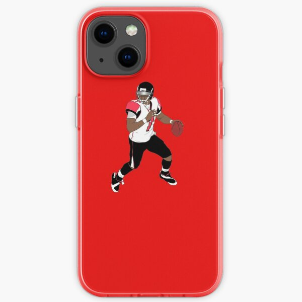 Mike Vick iPhone Soft Case
