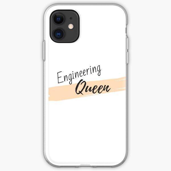 Engineering Queen iPhone Soft Case