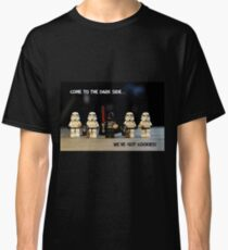 Dark Side Cookies Classic T-Shirt