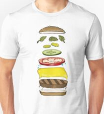 Spesh-Burger Unisex T-Shirt