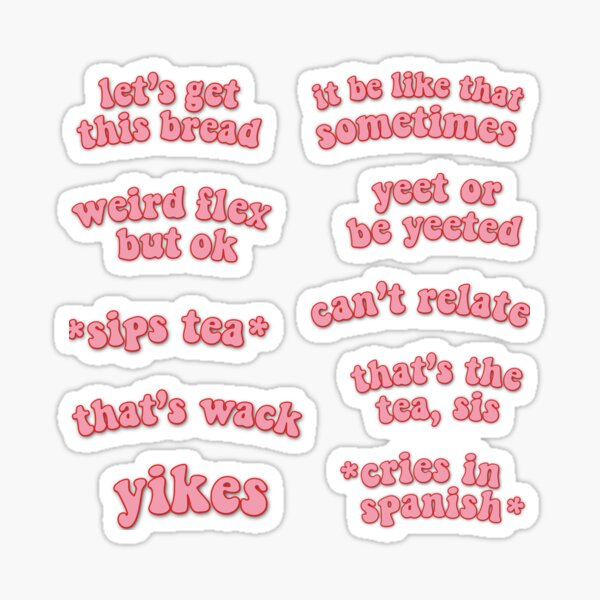 meme collection sticker pack of stickers Sticker