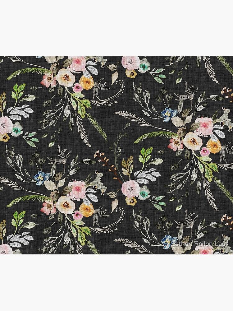 La Boheme Floral  by nouveaubohemian