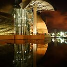 Guggenheim Reflections I by John Gaffen