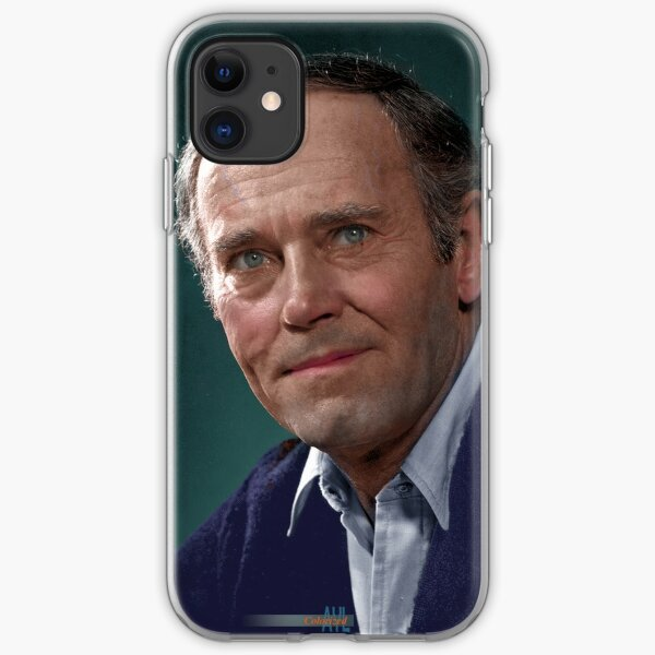Henry Fonda (May 16, 1905 – August 12, 198) iPhone Soft Case