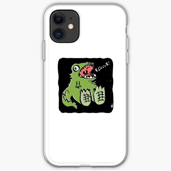 Rawr! Baby Dragon iPhone Soft Case