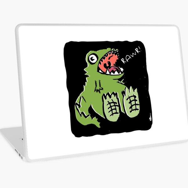 Rawr! Baby Dragon Laptop Skin