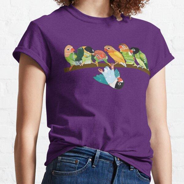 Seven lovebirds Classic T-Shirt