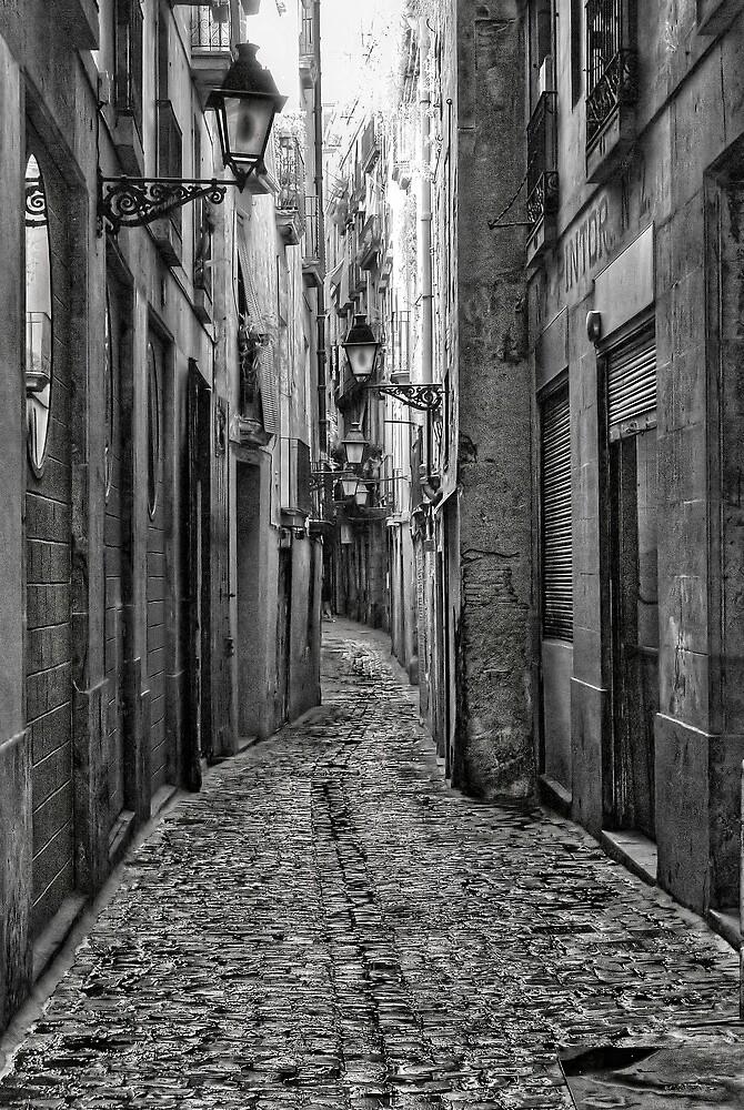 Alleyway by Neal Petts