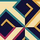 Arrow Squares by BigFatArts