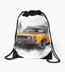Valiant Charger Drawstring Bag