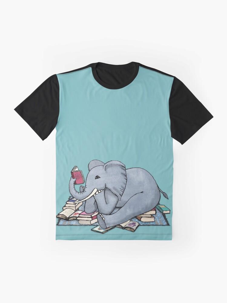 Alternative Ansicht von Die beste Sache über Regentage Grafik T-Shirt