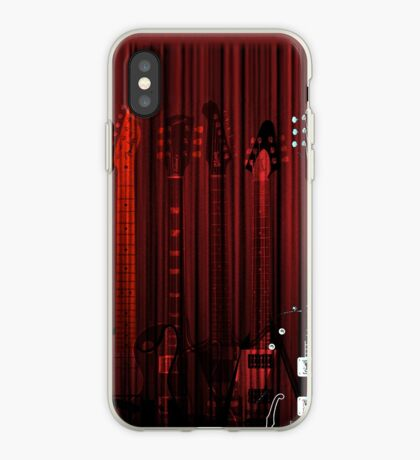 guitar blend iPhone Case