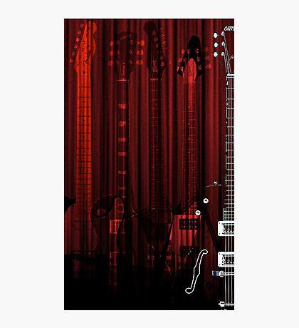 guitar blend Photographic Print