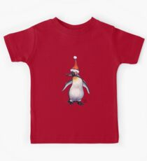 Penguin Christmas Kids Tee