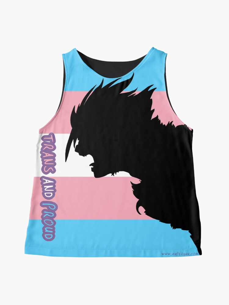 Alternate view of Trans & Proud - Specimen G-13 Sleeveless Top