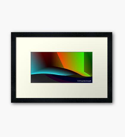 A Sanctuary Framed Print