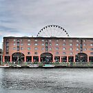 Day at the Dock - Liverpool by Stephanie Hillson