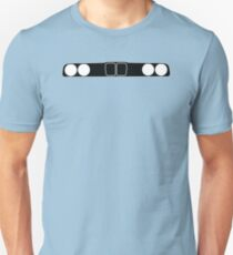 E30 simple headlight and grill design Unisex T-Shirt