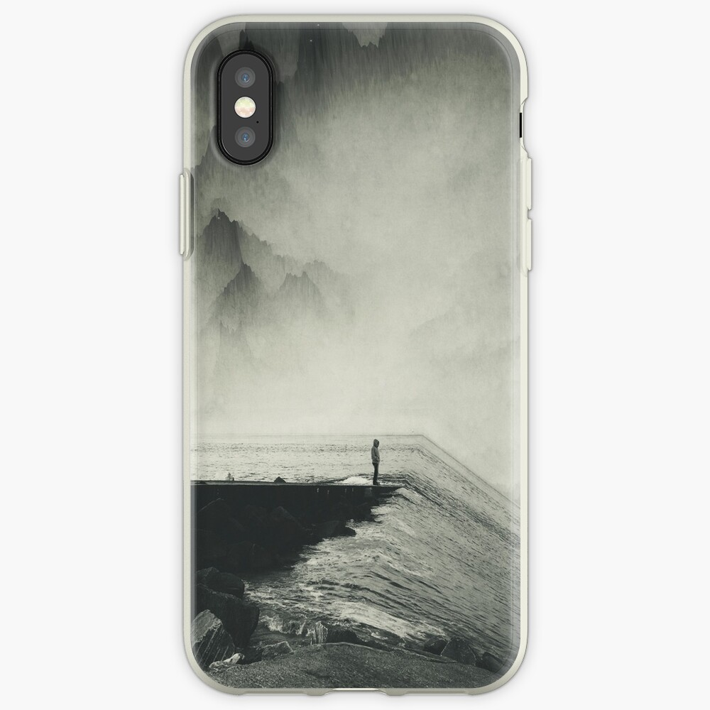 VertigOcean - surreal seascape iPhone Case & Cover