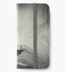 VertigOcean - surreal seascape iPhone Wallet/Case/Skin