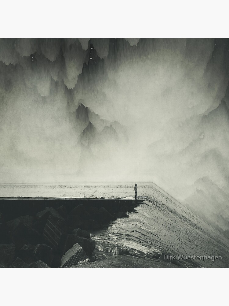 VertigOcean - surreal seascape by DyrkWyst