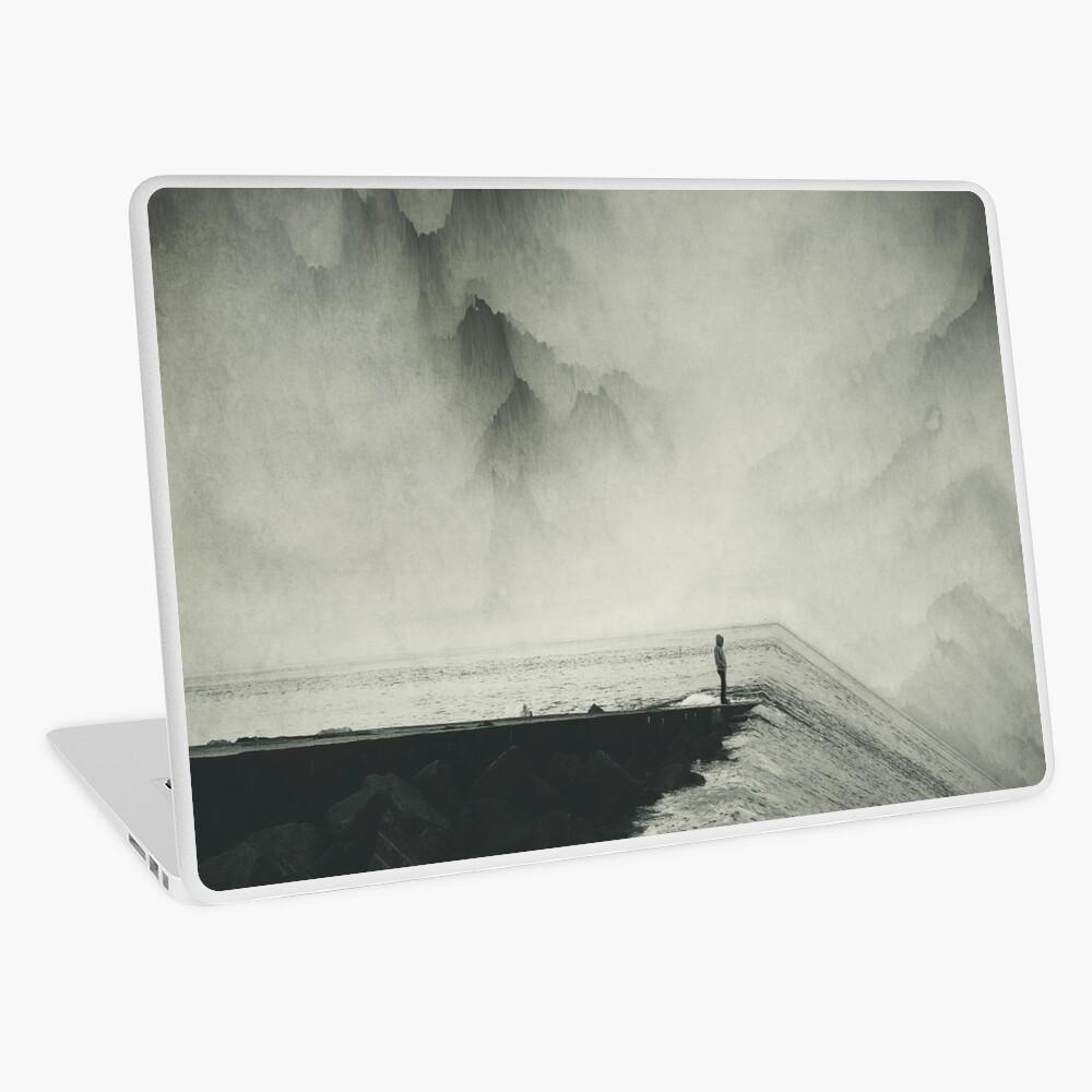 VertigOcean - surreal seascape Laptop Skin