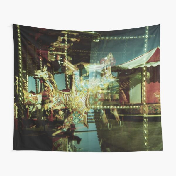Carousel and Sea Tapestry