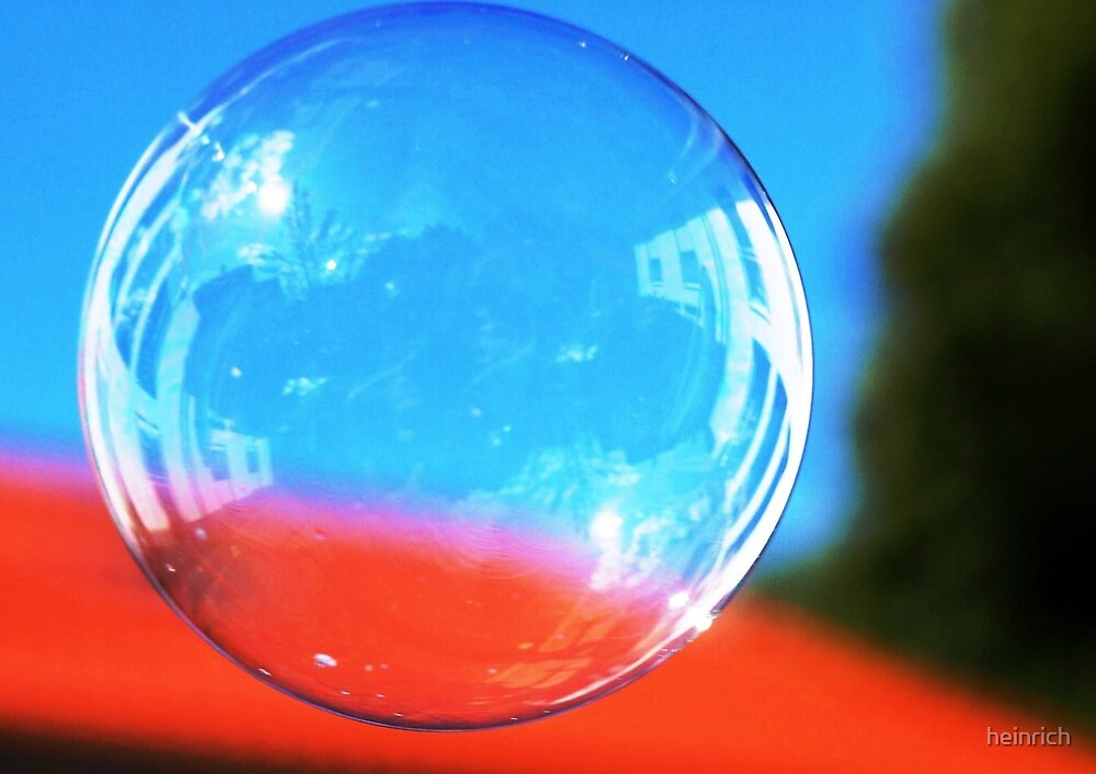 Bubble by heinrich