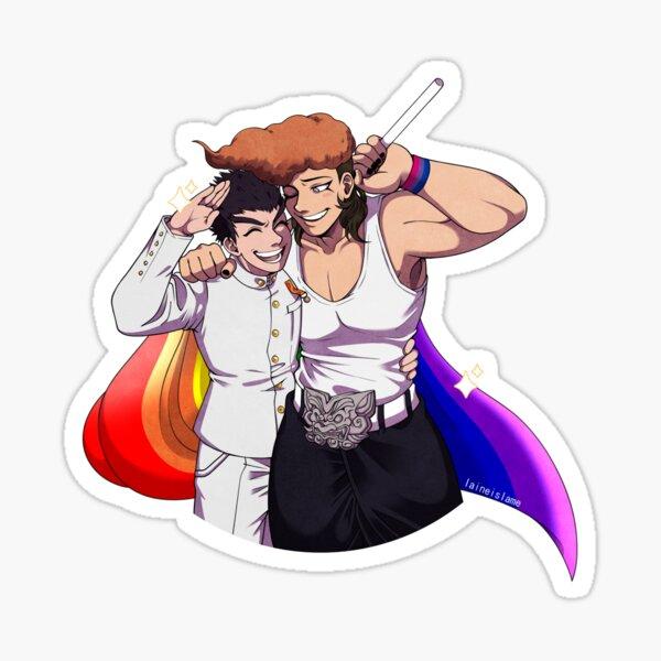 Ishimondo Pride babey!!! Sticker