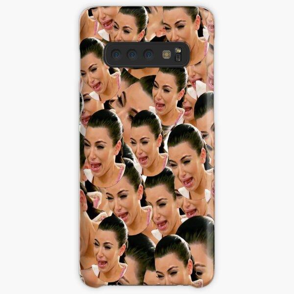 Crying Kim Kardashian Samsung Galaxy Snap Case