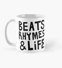 Beats, Rhymes & Life Mug