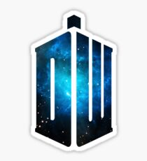 Doctor Who: Logo Model 3 Sticker