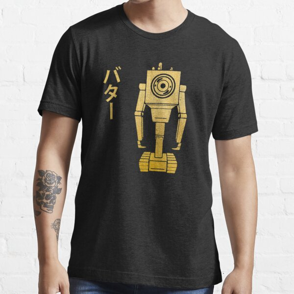 Rick and Morty | Gold Butter Bot Essential T-Shirt
