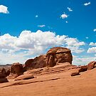 Delicate Arch 3 by Jacinthe Brault