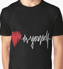 love yourself - zachary martin Graphic T-Shirt