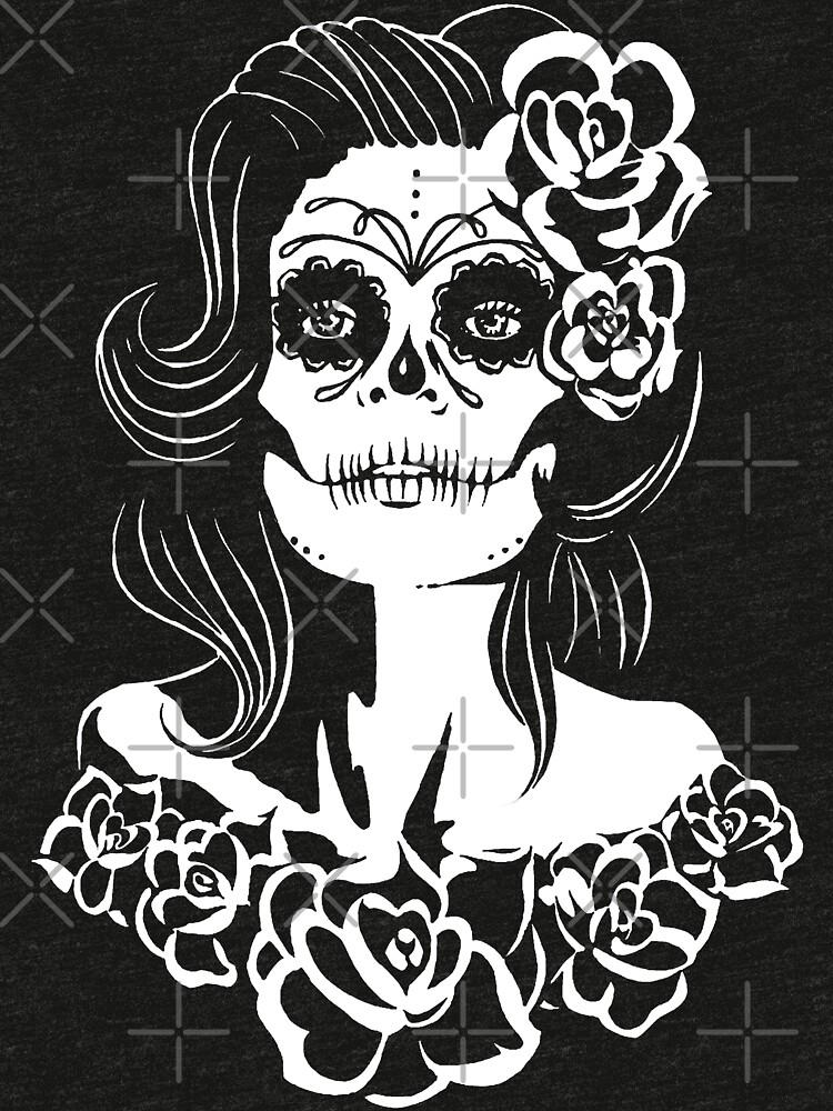 Muertos Tee by MissCarissaRose