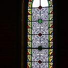 The Beautiful Church Window by Heather Crough