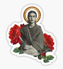 kalho pop art Sticker