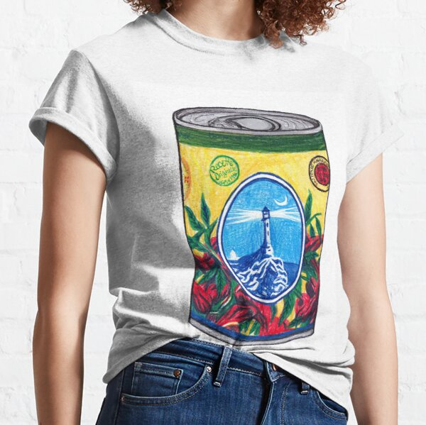 Harissa Paste Can illustration Classic T-Shirt