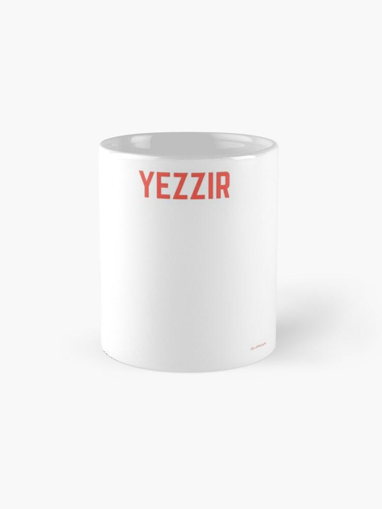 Alternate view of yezzir Mug