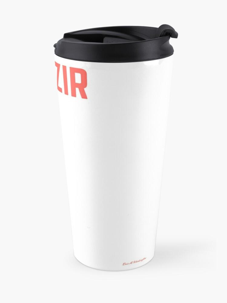 Alternate view of yezzir Travel Mug
